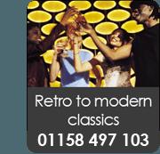 Retro to modern classics
