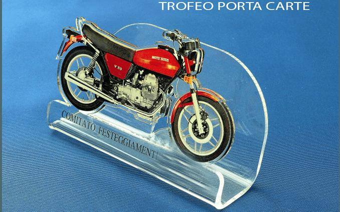 trofeo motocicletta