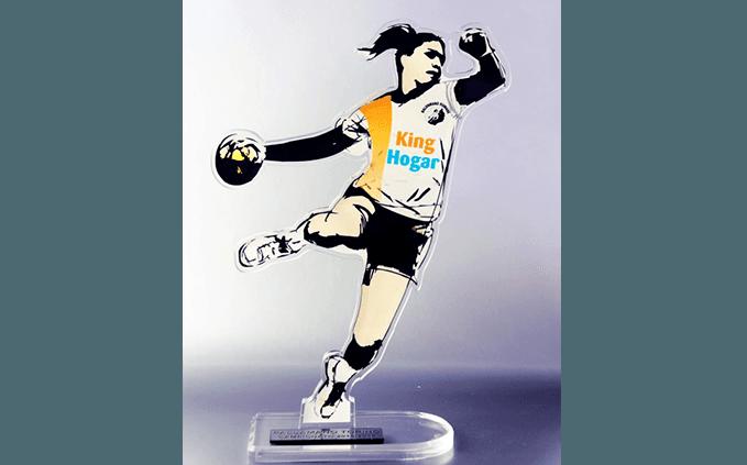 trofeo per attivita sportiva