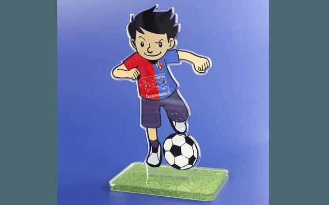 trofeo calciatore