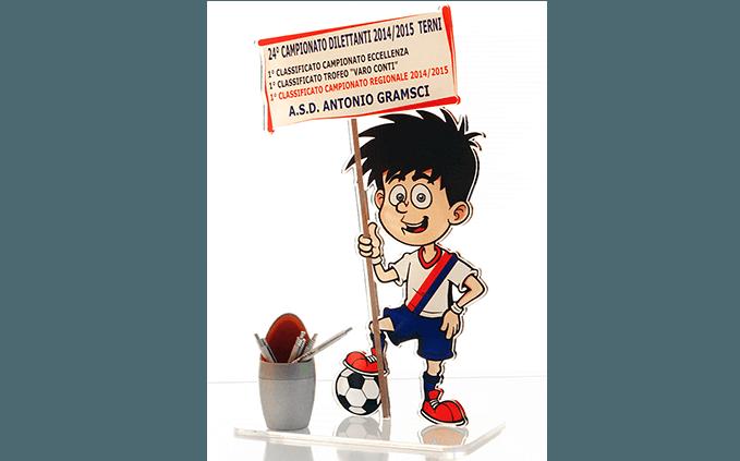 trofeo secondo campionato dilettanti 2014/2015 Terni