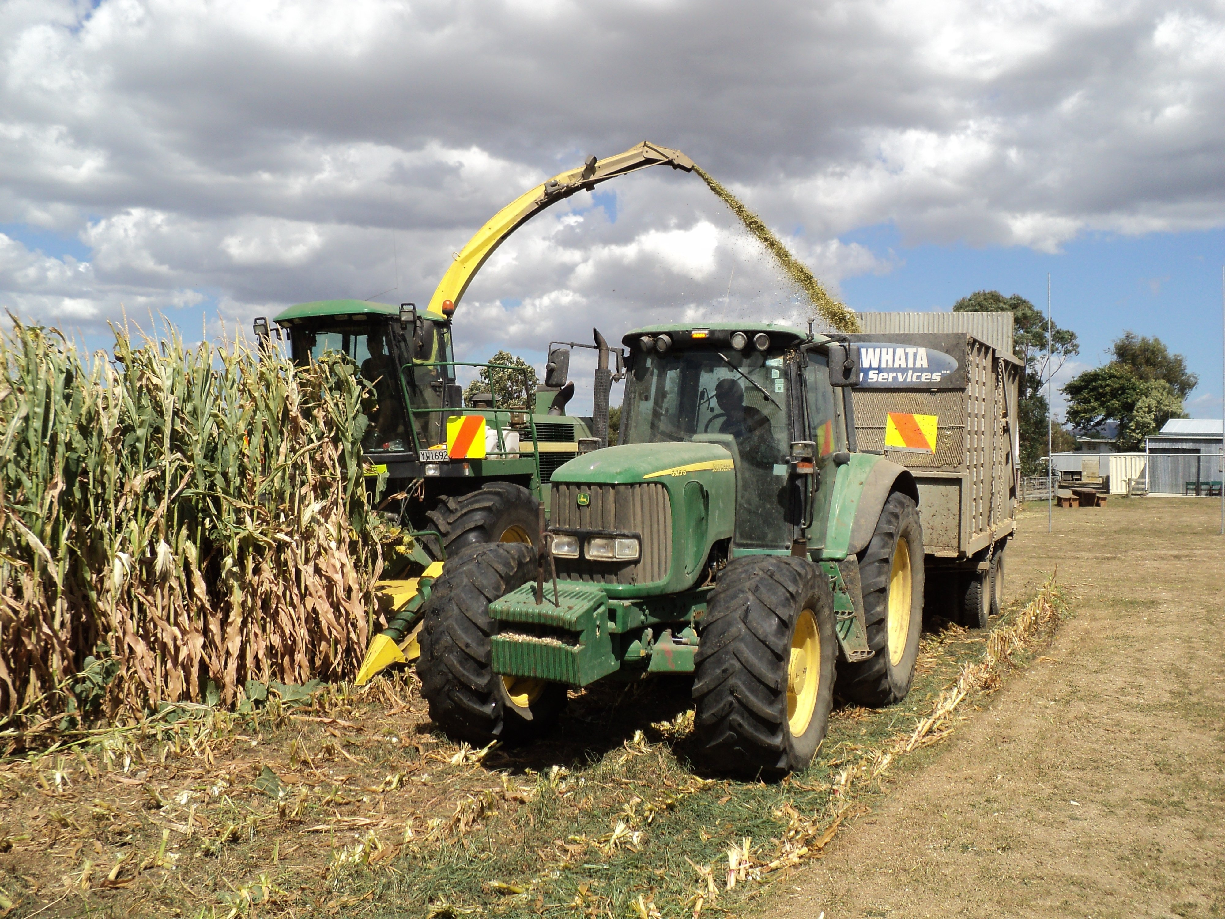 agricultural contractor in Hamilton