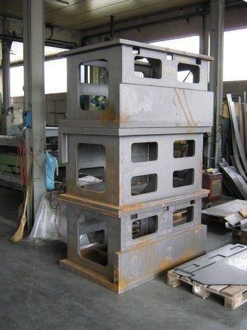 carpenteria grezza