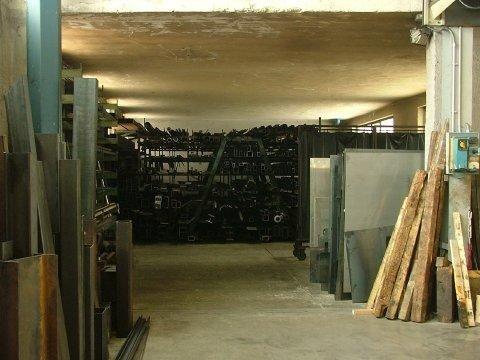 Custodia materiale carpenteria