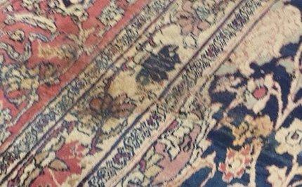 smacchiatura tappeti