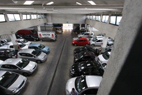 Posteggi per auto riservati