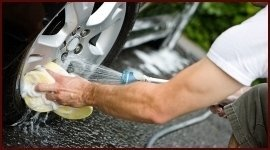 servizio pulizia auto