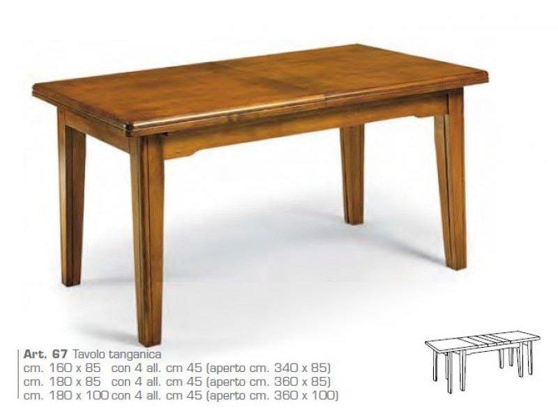 tavolo otto piedi