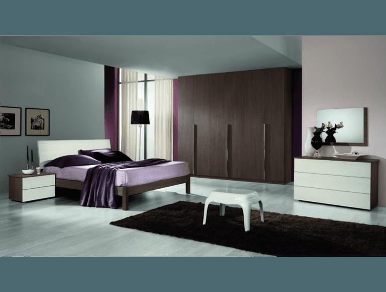 Camera da letto mod. MILUNA
