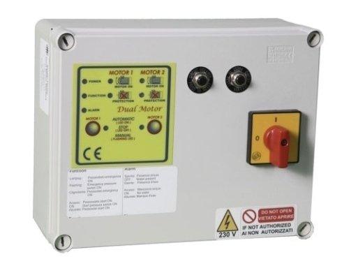 quadro elettrico avviamento pressurizzazione