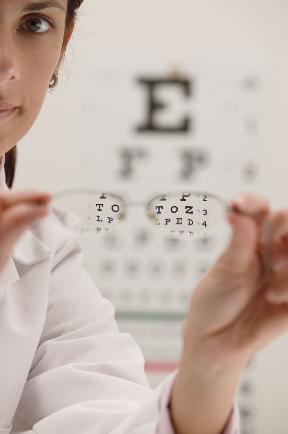 Eye examinations in Anchorage, AK