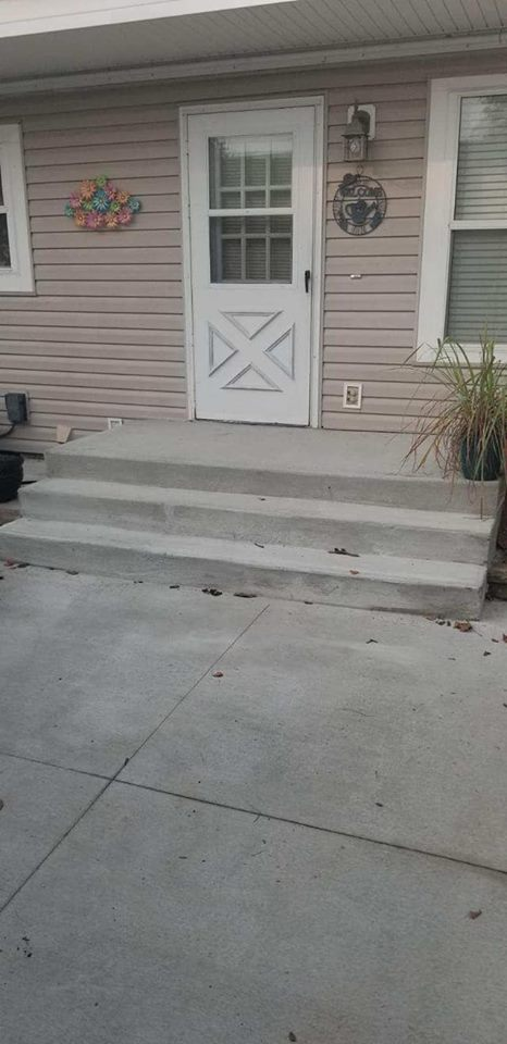 Concrete Pad Replacement In Uniontown Cuyahoga Falls