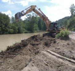 scavi terreno