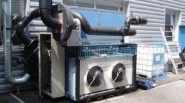 Serbatoi refrigerati, Impianti di raffreddamento