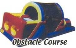 Obstacle Course inflatables in Wailuku, HI