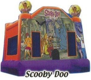 Scooby Doo inflatables in Wailuku, HI