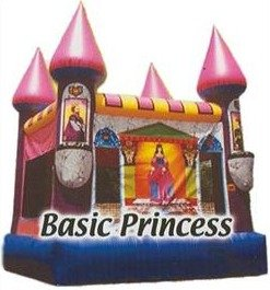 Basic Princess inflatables in Wailuku, HI