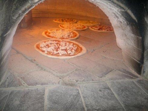 Le pizze del forno