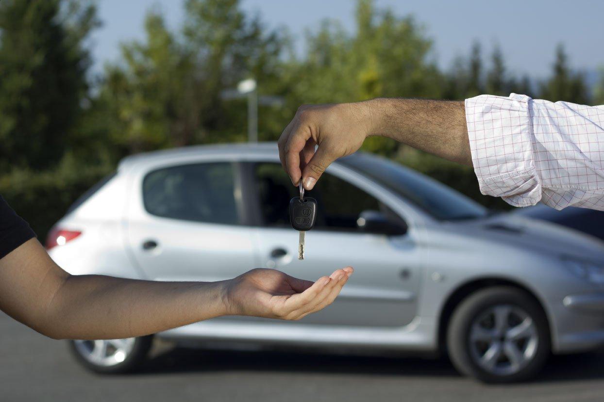 auto chiavi in mano