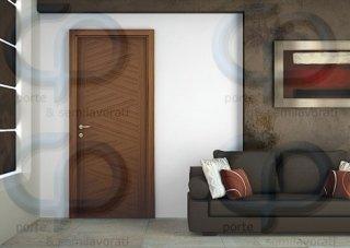 C.P., Appignano (MC), serramenti in legno