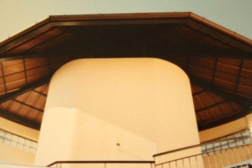 Copertura per un tetto ottagonale