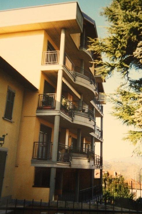 Ringhiere per balconi di pregio