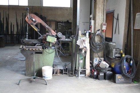 Un angolo del nostro laboratorio