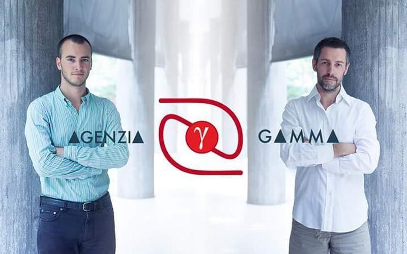 Lo staff Agezia Gamma Treviso