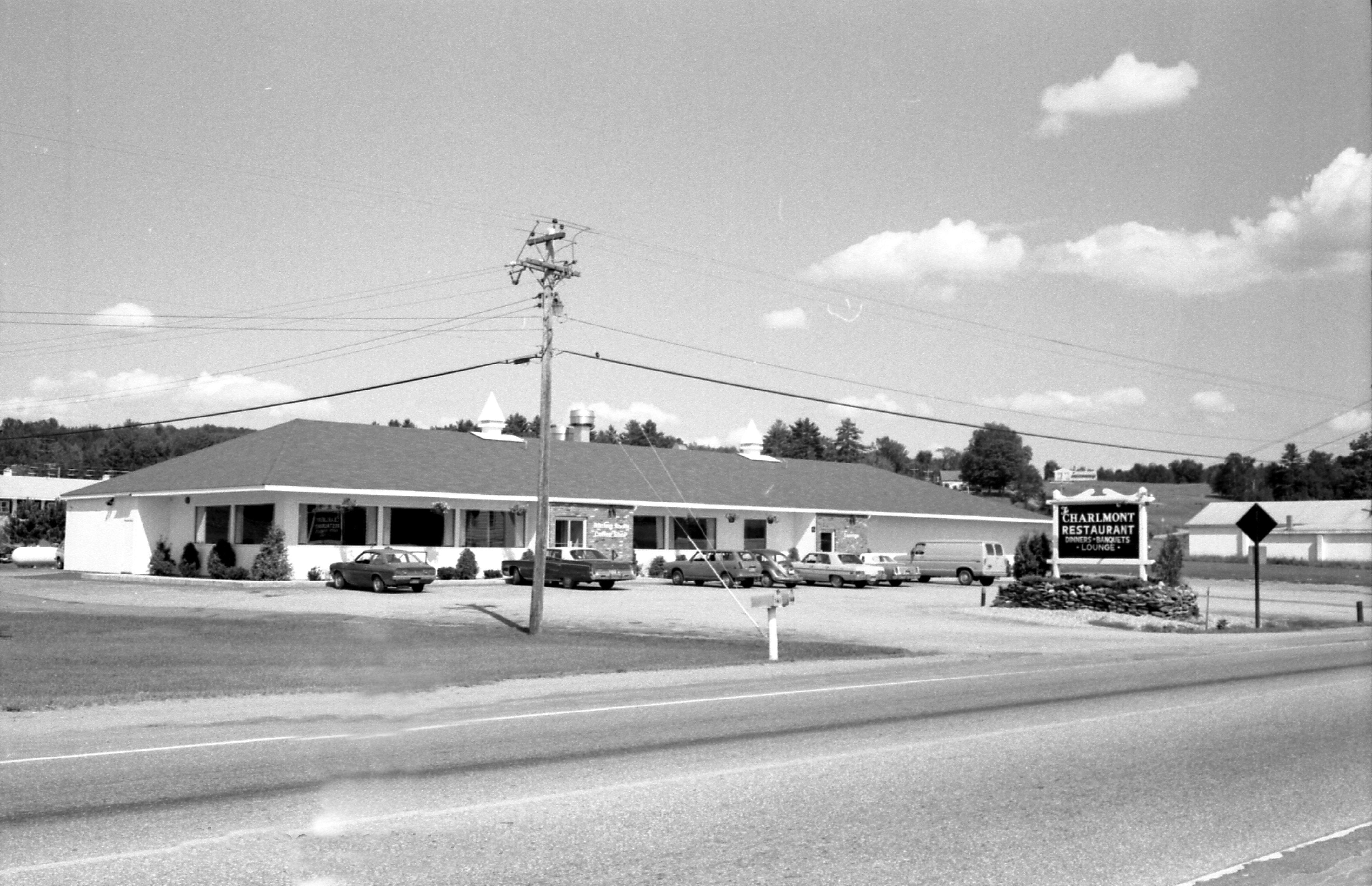 Charlmont Restaurant History