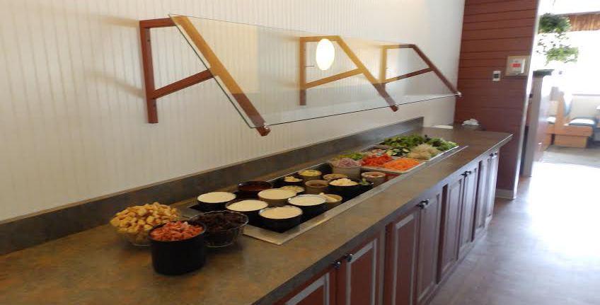 Charlmont Restaurant Salad Bar