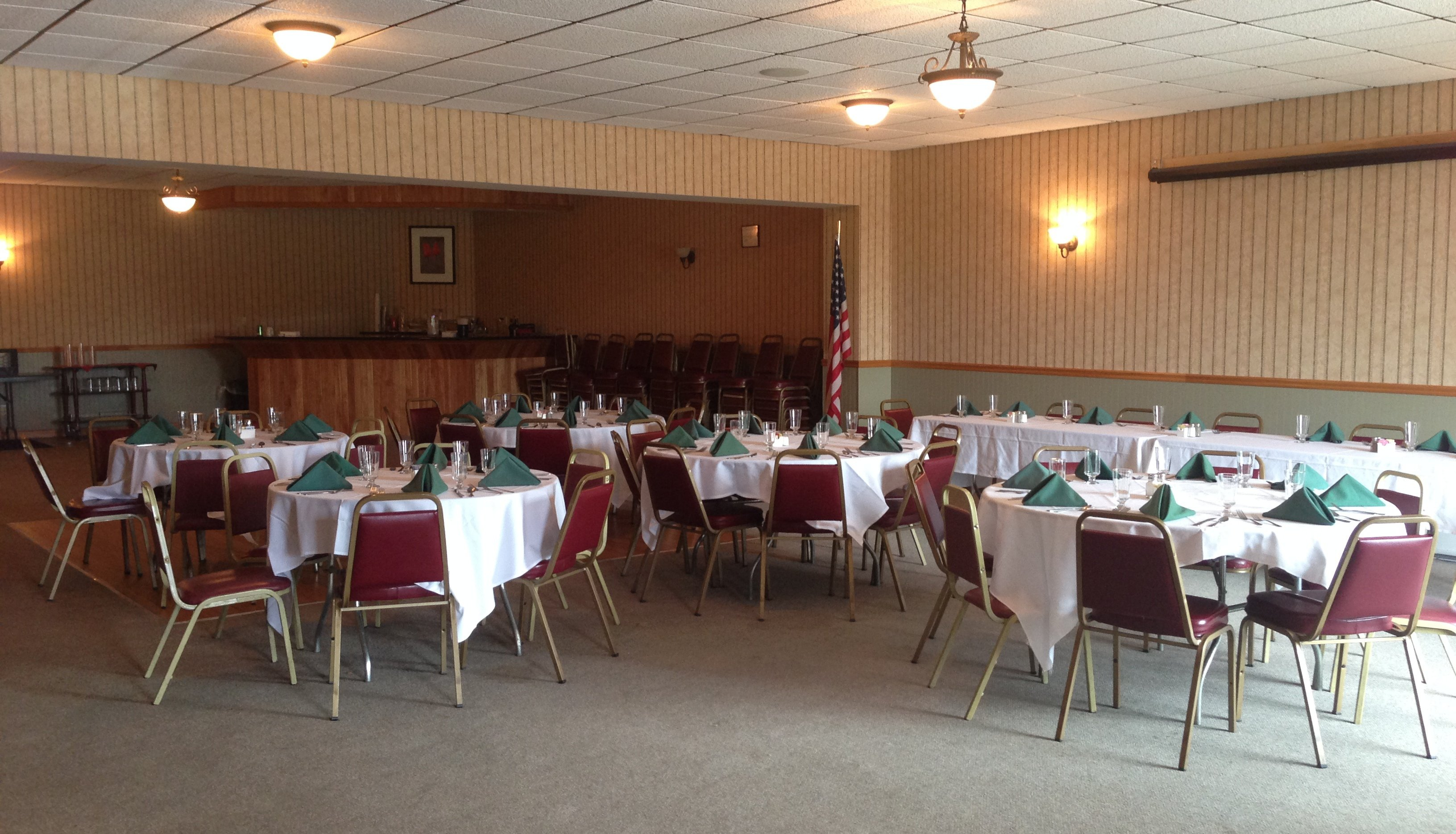 Charlmont Restaurant Banquet Room