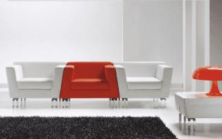 Sedute per sala attesa