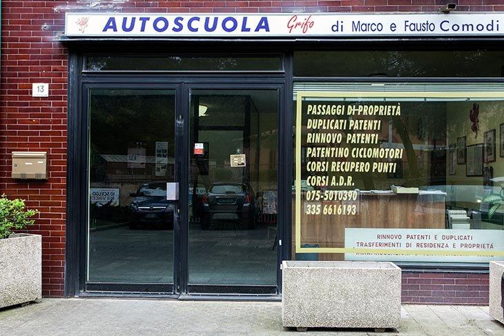 Autoscuola Grifo - Perugia