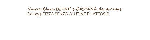 promozione pizza senza glutine