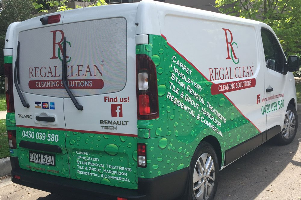 Real Clean vehicle