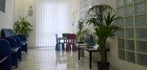 Sala attesa pazienti