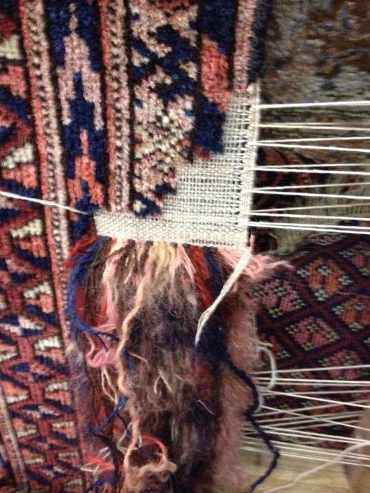 Realizzazione tappeto