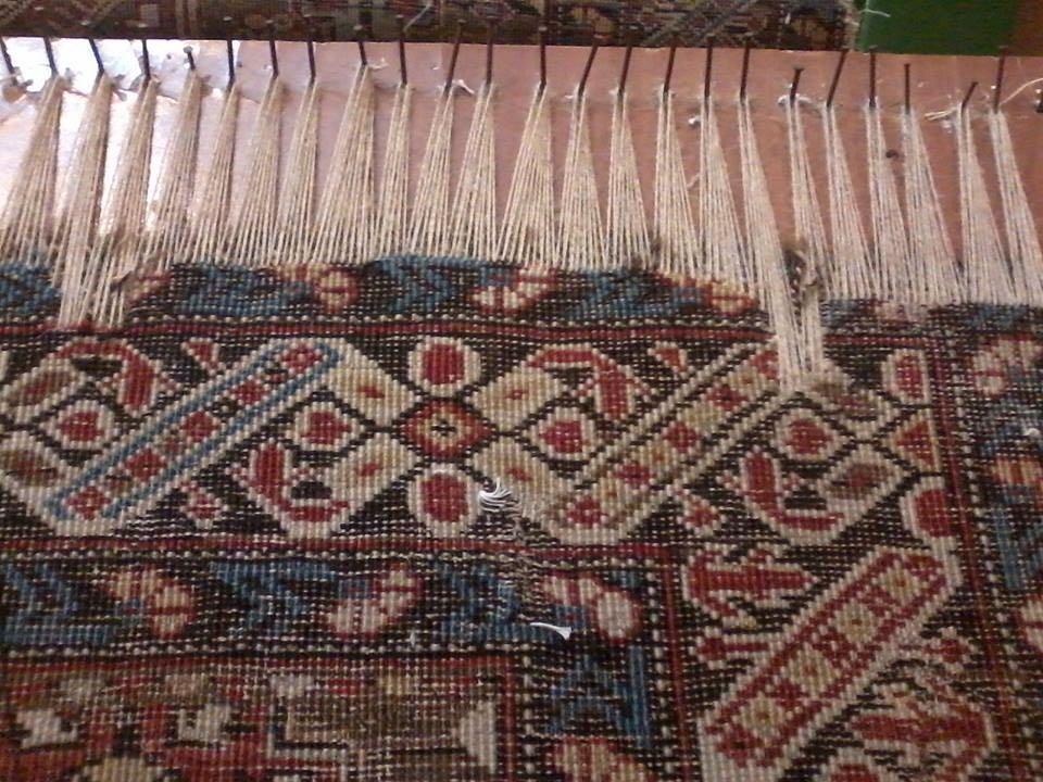 Dettaglio tappeto orientale