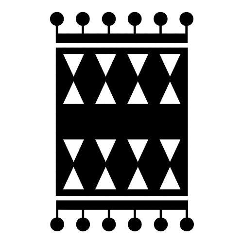 Icona tappeto persiano