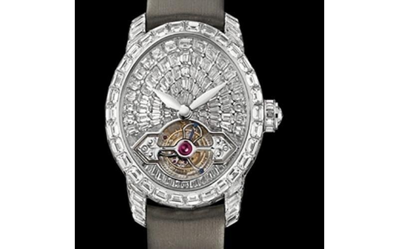orologio in argento