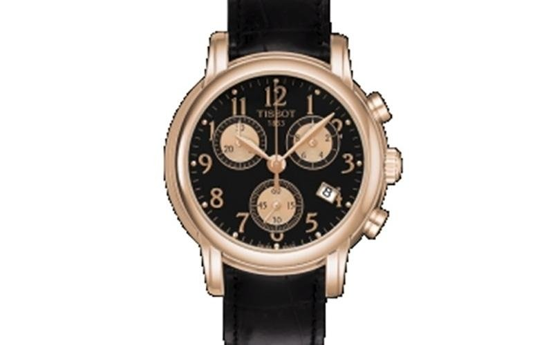 orologio tissot quadrante nero