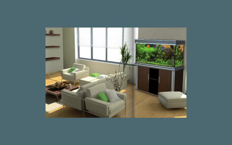 mobili acquario Wave