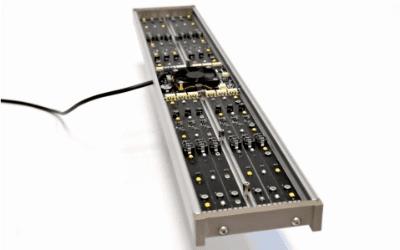 Impianto illuminazione acquario Elos