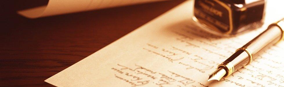 Articoli per la scrittura