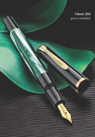 Un grande ritorno! Classic 200 green marbled