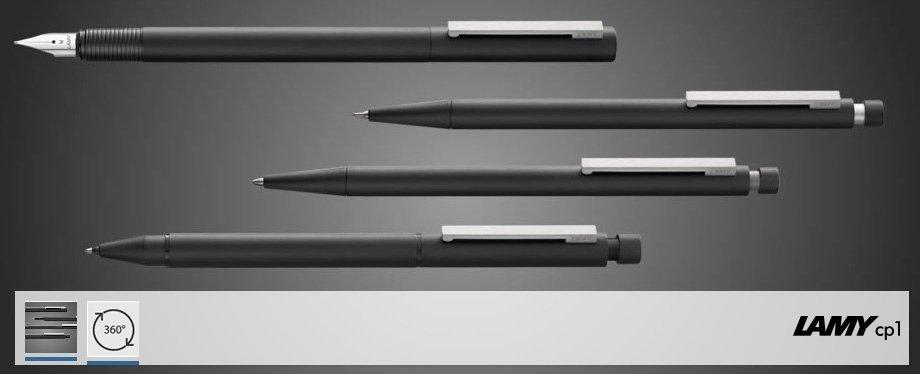 penna nera opaca