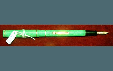 Penna stilografica inglese mod. Onoto De La Rue