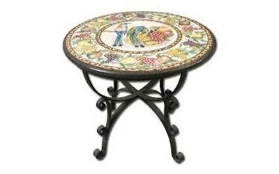 tavolino ceramica