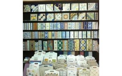 negozio ceramica