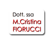 Dr Maria Cristina Fiorucci Genova